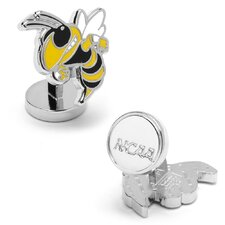 NCAA Georgia Tech Yellow Jackets Cufflinks