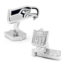 NFL Seattle Seahawks Cufflinks