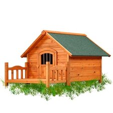 Porch Pups Dog House