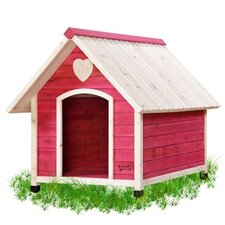 <strong>Pet Squeak</strong> Arf Frame Dog House