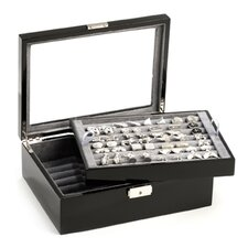Deluxe Cufflinks Collector's Case