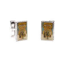 James Bond Casino Royale Cufflinks
