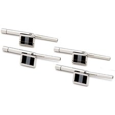 Striped Mosaic Studs Only