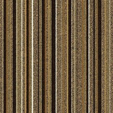 "Birch Parkway Square 19.69"" x 19.69"" Carpet Tile in Gold Stripe"