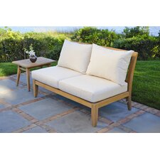 Ipanema Sectional - Armless Settee