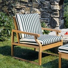 <strong>Kingsley Bate</strong> FabCushion for Nantucket Club Chair Seat & Back