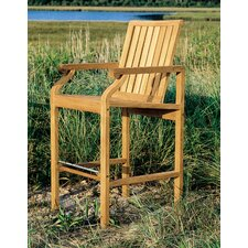 "<strong>Kingsley Bate</strong> Nantucket 28"" Barstool"