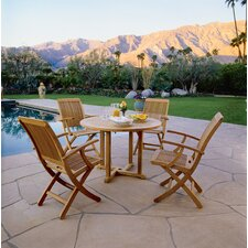 <strong>Kingsley Bate</strong> Monterey 5 Piece Dining Set