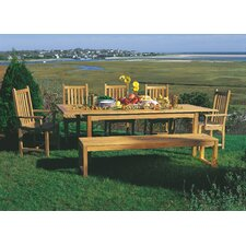<strong>Kingsley Bate</strong> Evanston 7 Piece Dining Set