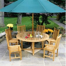 <strong>Kingsley Bate</strong> Classic 7 Piece Dining Set
