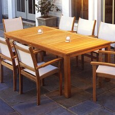 "<strong>Kingsley Bate</strong> Wainscott 72"" Rectangular Dining Table"