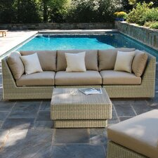 <strong>Kingsley Bate</strong> Westport Sectional Deep Seating Group