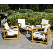 Amalfi Lounge Seating Group with Cushions