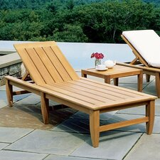 Amalfi Poolside Chaise