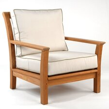 <strong>Kingsley Bate</strong> Chelsea Deep Seating Chair with Cushion