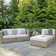 <strong>Kingsley Bate</strong> Sag Harbor Deep Seating Group with Cushions