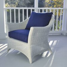 Cape Cod Deep Seating Lounge Chair with Cushion