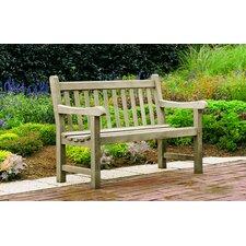 St. George Teak Garden Bench