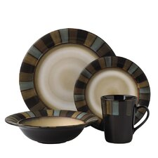 <strong>Pfaltzgraff</strong> Cayman 16 Piece Dinnerware Set