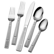 53 Piece Manhattan Flatware Set
