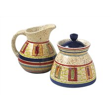 Sedona Sugar and Creamer Set