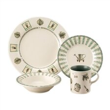 <strong>Pfaltzgraff</strong> Naturewood 16 Piece Dinnerware Set