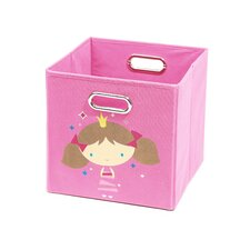 <strong>Nuby</strong> Princess Folding Toy Storage Bin