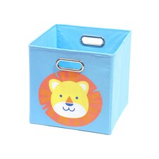 Lion Folding Toy Storage Bin