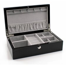 Heiden Isabella Compact Jewelry Box