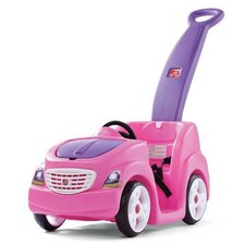 Whisper Ride Buggy Push/Scoot Car
