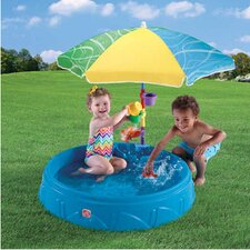 "Round 7.75"" Deep Play and Shade Pool"