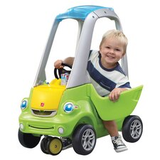 Easy Turn Push/Scoot Coupe Car