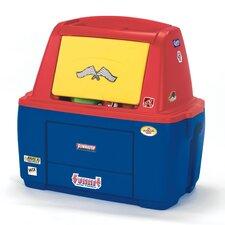 Speedway Toy Box