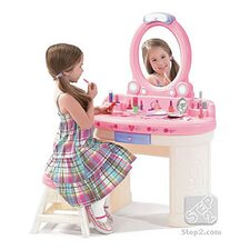 Children's Furniture Fantasy Vanity