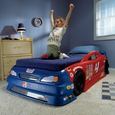 Stock Car Convertible Bed