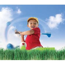 Double Play Sports Tee to Green Golf Set