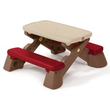 Play Up Fun-Fold Jr. Kids Picnic Table