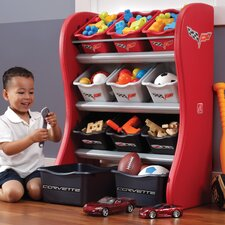 Corvette Room Toy Organizer