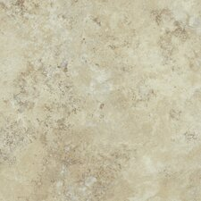 "Mountain Travertine 16"" x 32"" Vinyl Tile in Mt Evans"
