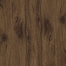"Aspen Woods 6"" x 48"" Vinyl Plank in Eagle"