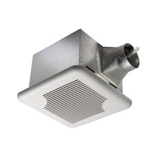 BreezSignature 110 CFM Energy Star Bathroom Fan with Humidity Sensor