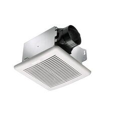 BreezGreenBuilder 80 CFM Energy Star Exhaust Bathroom Fan