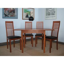 <strong>Wildon Home ®</strong> Flip 5 Piece Dining Set
