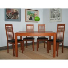 Salerno 5 Piece Dining Set