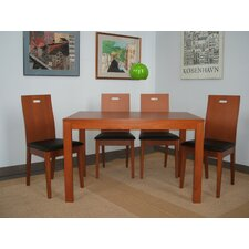 <strong>Wildon Home ®</strong> Salerno 5 Piece Dining Set