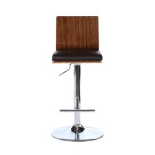 Koko Adjustable Swivel Bar Stool