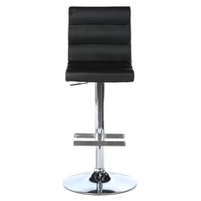 Auto Adjustable Height Swivel Barstool