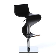 Viva Adjustable Height Swivel Barstool