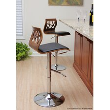 "26"" Adjustable Swivel Bar Stool"