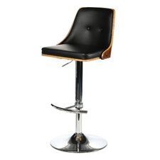 "Nueva 27"" Adjustable Swivel Bar Stool"